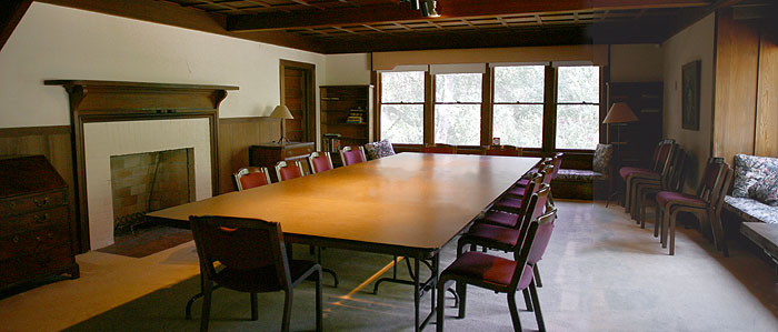 McVeagh House meeting room